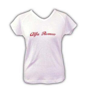 Alfa Romeo női póló