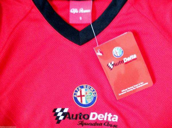 Alfa Romeo sportpóló