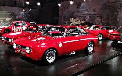 Gyere velünk Aresébe az Alfa Romeo múzeumba!