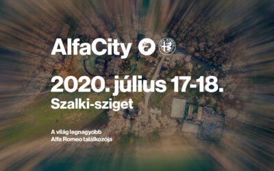 AlfaCity új helyszíne: A Szalki-sziget
